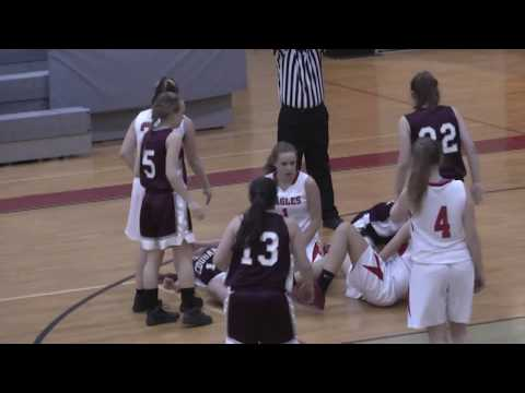 NCCS - Beekmantown Girls 2-7-12