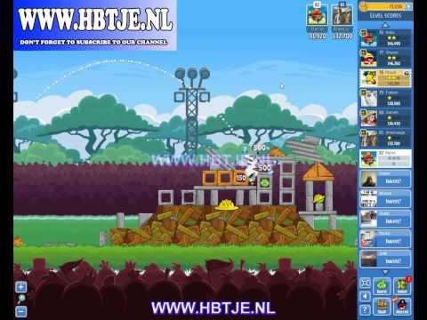 Angry Birds Friends Tournament Level 4 Week 96 (tournament 4) no power-ups