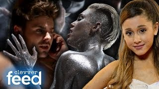 Zac Efron & Miley Cyrus Get Naked, Katy Perry Loves Ariana