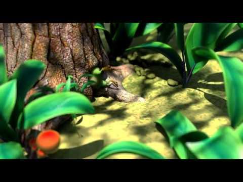 Dưới bóng cây - phim hoạt hình siêu