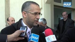 اللجنة الوطنية حول الحوار المدني تعقد لقائها الجهوي ال16