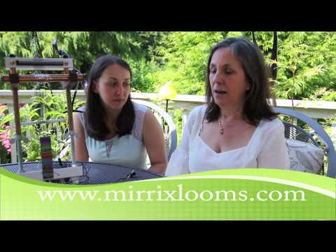 Mirrix Tapestry and Bead Looms