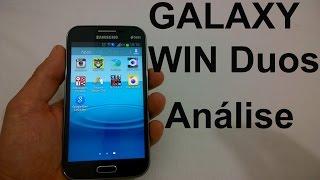 Galaxy Win Duos Analise E Testes (Review BRASIL)