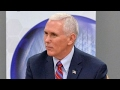 VP Pence tries to rescue the GOP health bill on Capitol Hill