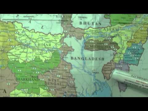 Political Map of India: An Introduction
