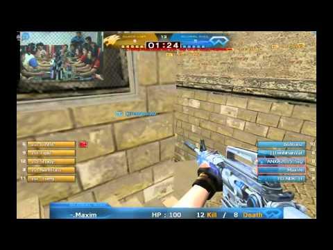 [ CKQG LMT 2014 - Chung kết tổng ] FREEDOM vs ACES.Gaming