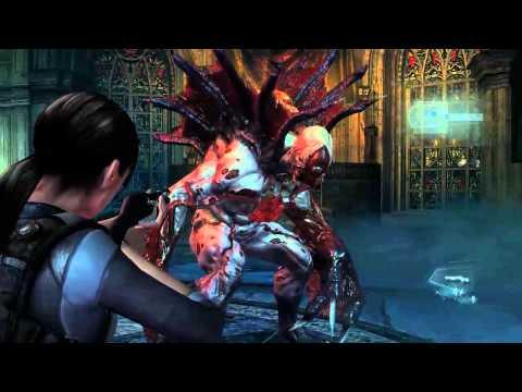 Resident evil 6 revelation /End Boss/ 9600gt