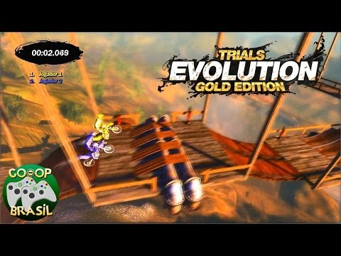 Trials Evolution: Gold Edition - Multiplayer
