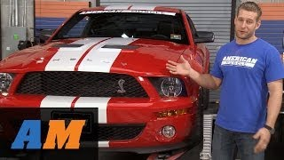 Stage 2: 2007-2009 Shelby GT500 Bolt-On Build-Up