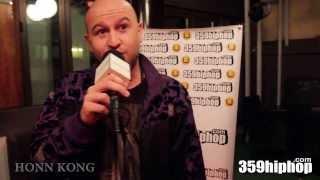 HONN KONG представя 359 HIGH SOCIETY vol#3 и 359HIPHOP.COM