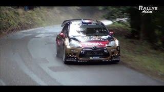 Vid�o Rallye de France Alsace 2013 Day 2 par Rallye-Addict (4000 vues)