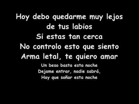 Dulce Maria - Inevitable letra
