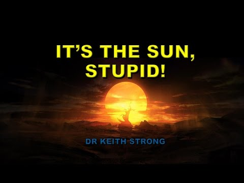 GLOBAL WARMING: ITS THE SUN, STUPID!
