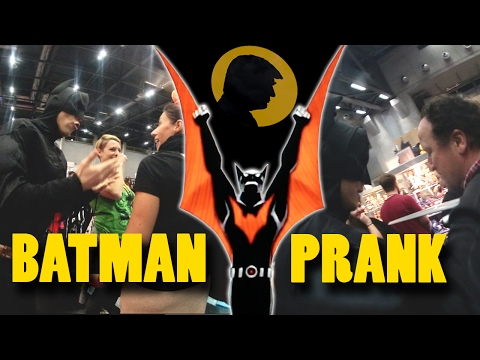 Batman Prank - The Drunk