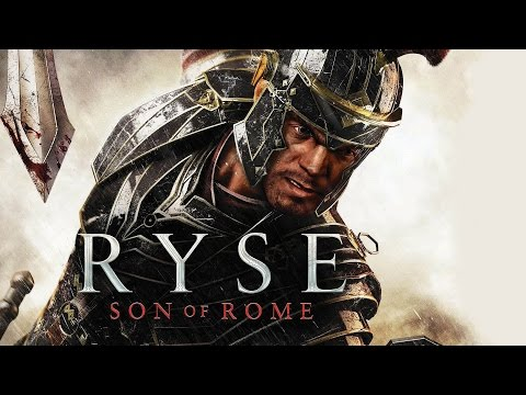Ryse Son of Roma Película Completa Español Xbox One Gameplay Movie