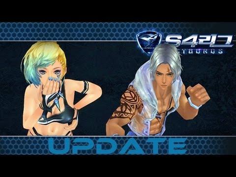 S4 League News [KR] - Cyborgs (Patch XI) Shark Set, New Items