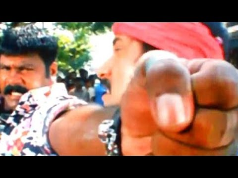 South Indian Hindi Dubbed Movie The Real Dostana Fight Scene | Ebrahim Super Action Scene