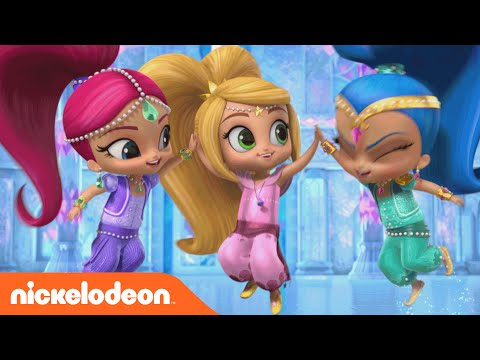 Shimmer and Shine | Friendship | Music Video | Nickelodeon