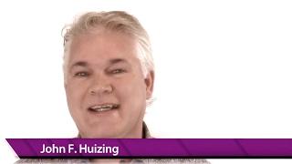 John Huizing na Slovensku - pozvánka