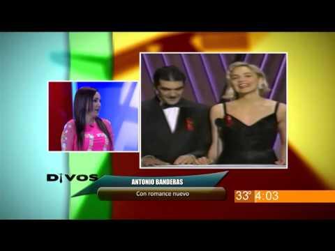 Divos - Antonio Banderas con romance nuevo