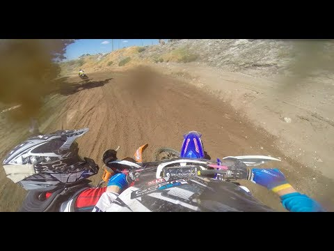 2014 | WJMC Come and Try | Yz250f Crash
