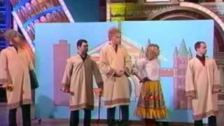 КВН Лучшее: КВН Высшая лига (2004) 1/8 - Незолотая молодежь - Музыкалка