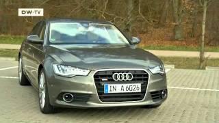 im vergleich: Audi A6 - BMW 5er - Mercedes E-Klasse | motor mobil videos