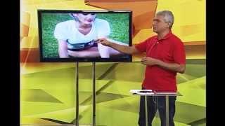 Conhe�a a representante do Tupi no Gata do Mineiro