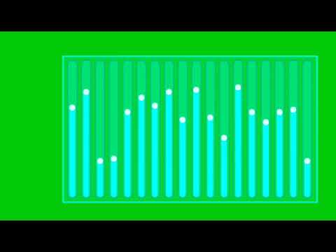 Science Fiction HUD Effect Green Screen. Free to USE. NO COPYRIGHT(2)