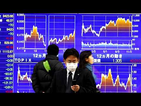 Asia Shares Decline Following Hawkish Fed Comments