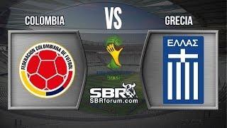 Colombia Vs Grecia Copa Mundial Brasil 2014 Apuestas