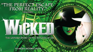 Wicked 10th Anniversary - Apollo Victoria Theatre - ATG Tickets