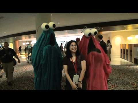 Best. Cosplay. EVER! Yip Yip Martians @ DragonCon 2011