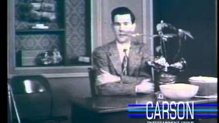 NBC: The Johnny Carson Story, 1987