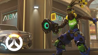 Overwatch - Introducing Lúcio