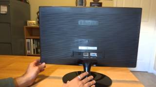 """Samsung S22B300H 21.5"""" LED Monitor Review"""