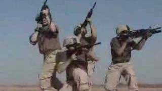Dance Party in Iraq