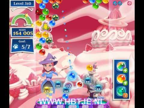 Bubble Witch Saga 2 level 310
