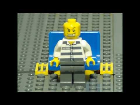 Lego Short Action Scene: The Hobo