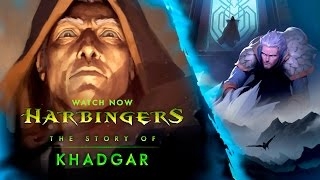 World Of Warcraft - Harbingers: Khadgar