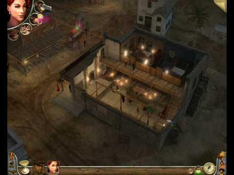 Прохождение Desperados 2: Cooper's Revenge 1 уровень