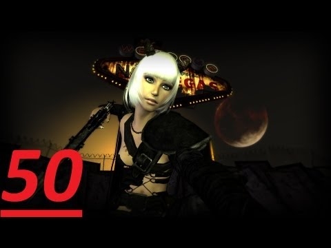 Lets Play FallOut New Vegas EP50  FLAME ON