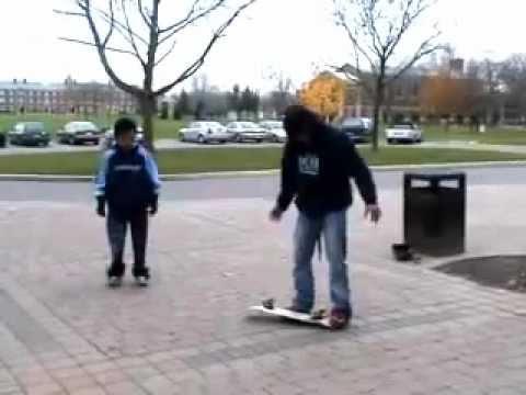 Dạy Trượt Ván ( SkateBoard ) - GiayPatinVn.com