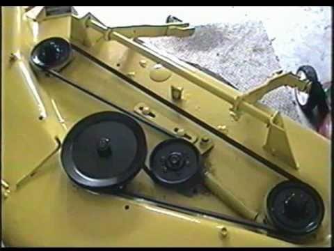 Diagram John Deere L100 Mower