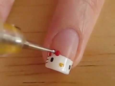 Depkhoenews.com: Hello Kitty xinh xắn cho móng xinh
