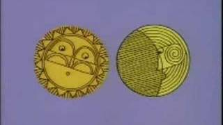 Sesame Street African Story About The Sun And The Moon