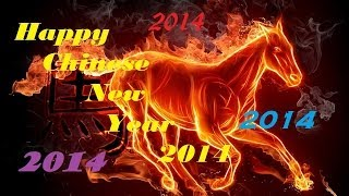 Happy Chinese New Year 2014-New Year Amazing Images