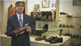 Men's Fashion Tips : How Should A Men's Dress Shoe Fit