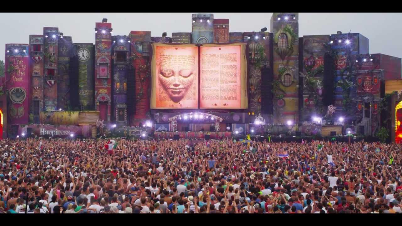 Tomorrowland 2012 | of...