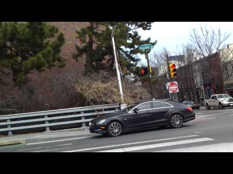Mercedes Benz CLS 550 Accelerating 20140311 124119